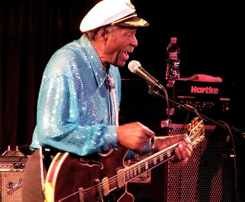 Chuck Berry | by bp fallon