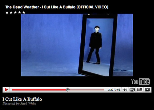 """But I cut like a buffalo""   by bp fallon"