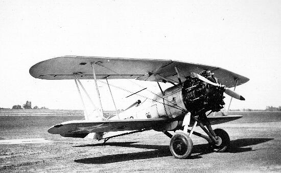 Curtiss : F7C-1 : Seahawk
