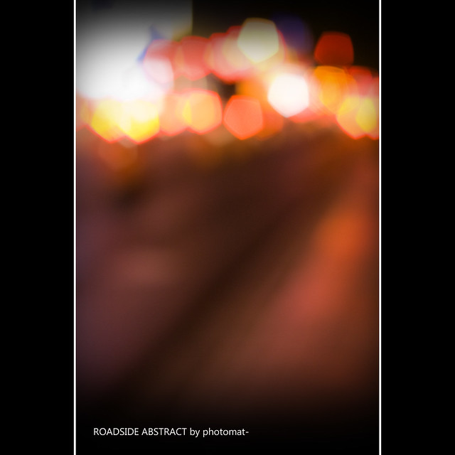 Roadside Abstract