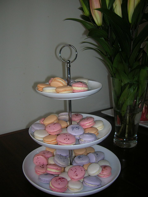 French Macarons, yum