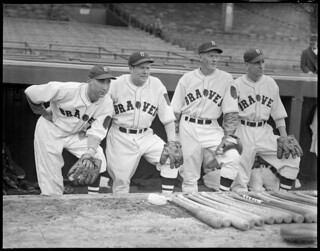 Boston Braves | by Boston Public Library
