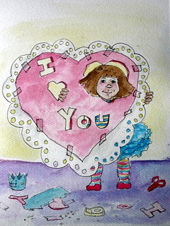 Valentine front close-up | by Mrs. Shamus Young