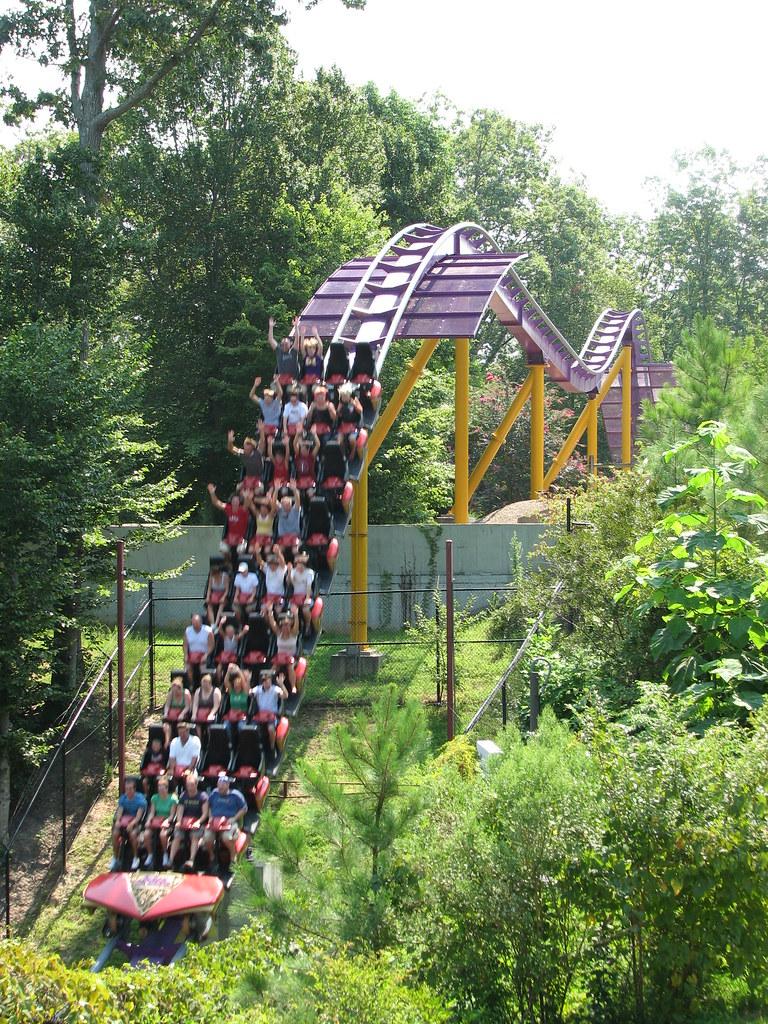 Busch Gardens Europe 088 Apollo S Chariot Www Rollercoaste Flickr