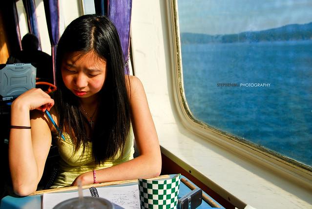 Elizabeth Onboard