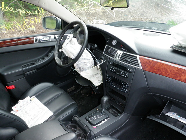 2006 chrysler pacifica interior stock 0240p9 2006 - Interior pictures of chrysler pacifica ...