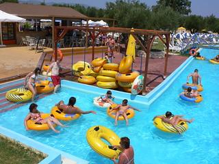 The Waterpark at Sarakinado on Zakynthos (Zante) | by heatheronhertravels
