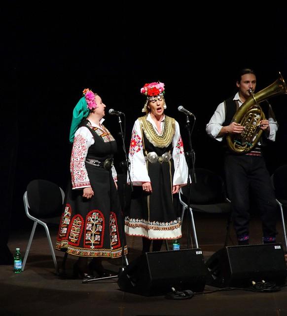 Le coriste bulgare