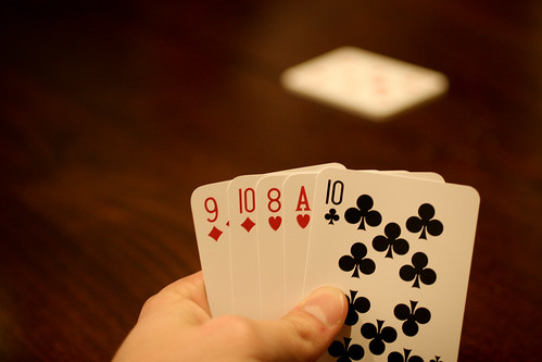 A Modest Euchre Hand | by william couch