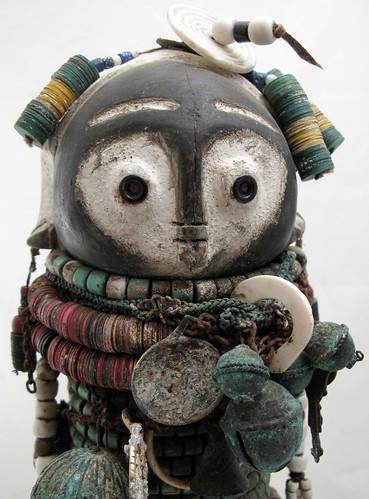 4755 1 Ambo Lunda Doll | by ann porteus, Sidewalk Tribal Gallery