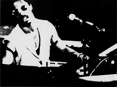 Stevie Wonder in concert circa 1974 | by Scott Butner