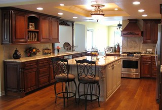 Kitchen completed over the summer | by :KayEllen