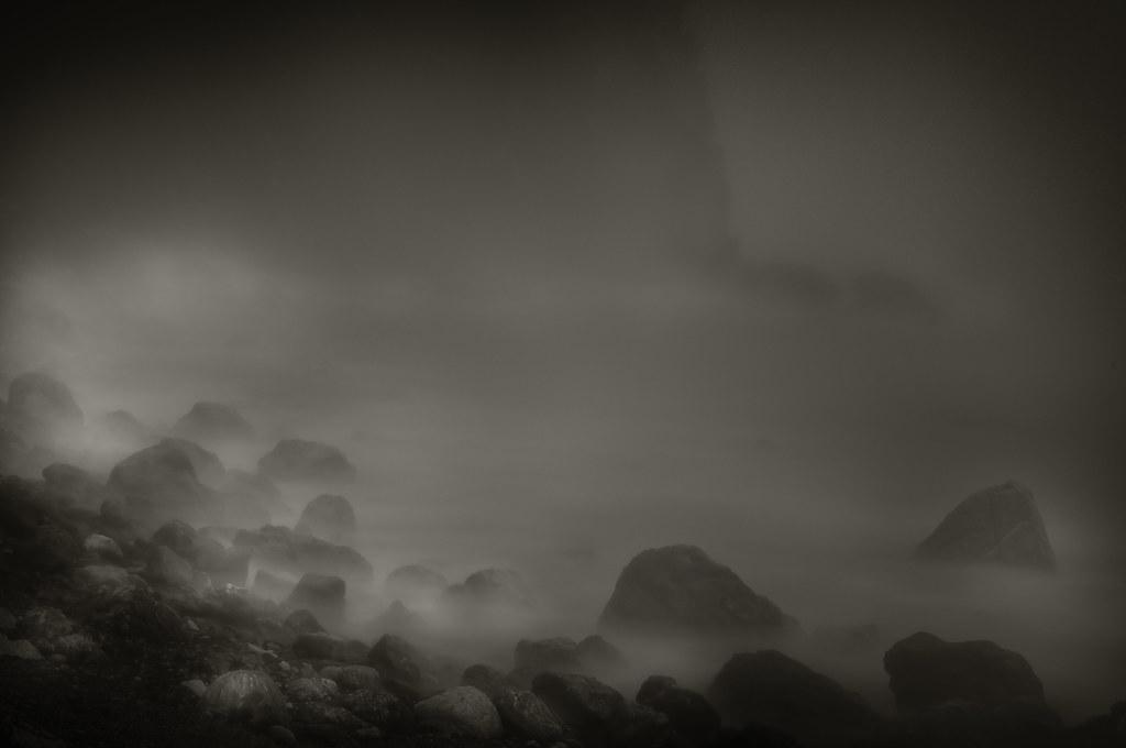 Dark Shore by Harold Davis