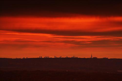 park nyc newyorkcity ny skyline sunrise newjersey nikon d70 manhattan nj boonton morriscounty tourne