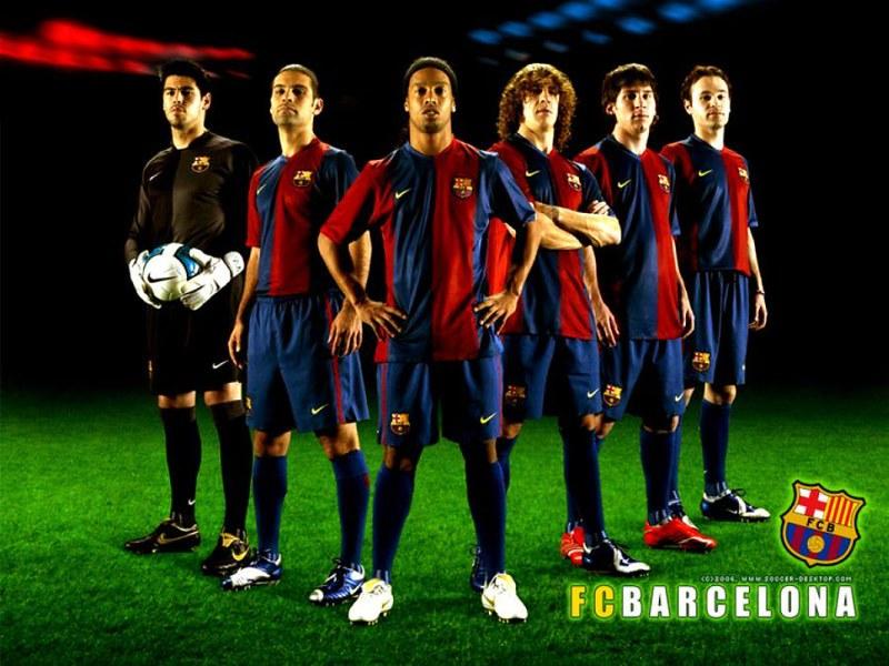 Get Barcelona Football Club Wallpapers  Pics