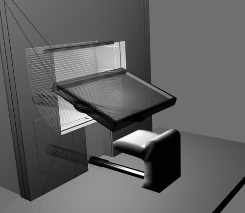 Retractable Work Desk | The Work Desks Are Made With A Wide ...