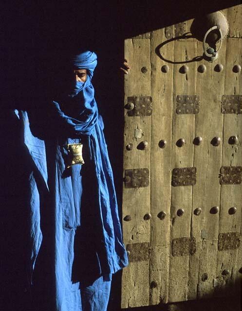 Tuareg Door
