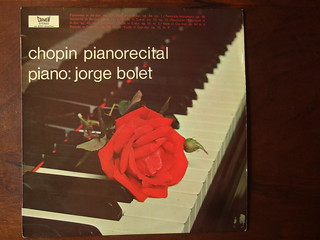 Chopin - Pianorecital, Jorge Bolet | by Piano Piano!