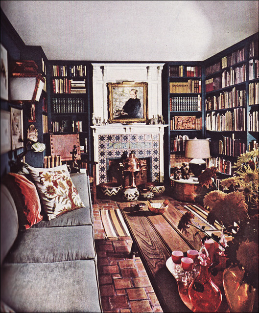 Victorian Library Room: This Room Is Almost Victorian In