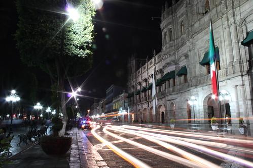 Zócalo Nocturno
