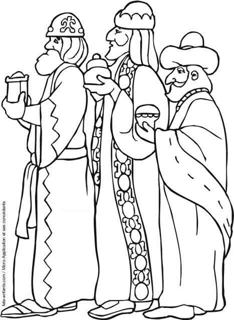 bild zum ausmalen drei könige  kitakb  flickr