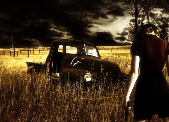 The Long Goodbye (tribute to Raymond Chandler)