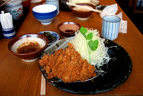 tonkatsu yum! | by hopemeng