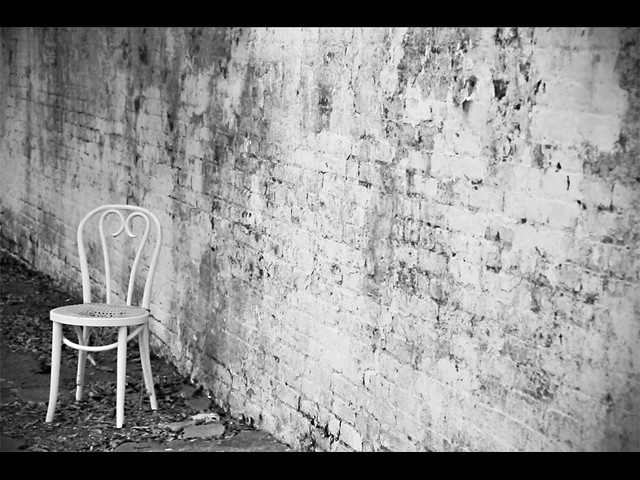 The ghost in the chair