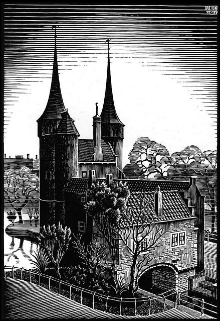 Delft : Oostpoort