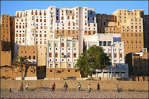 Shibam Yemen Republik