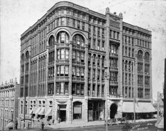 Burke Building, circa 1900 | by Seattle Municipal Archives