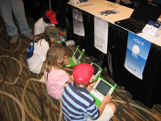 Fedora Kids and their OLPCs