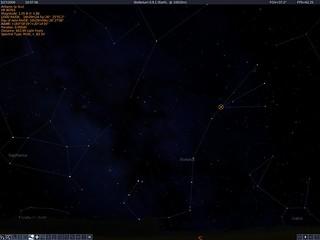 Podcast: Stellarium, Scorpio from 10 km Over Pacific, Cons