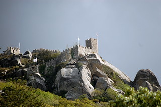 Castelo dos Mouros | by papalamour