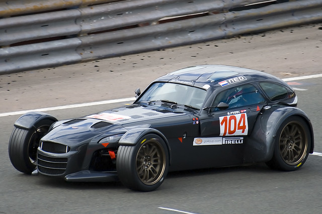 Race Cars Fia Gt4 European Championship 2009 Donkervoo Flickr