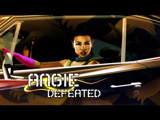 Angie Defeated