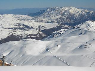 Valle Nevado | by holacomovai