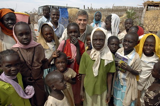 UN Messenger of Peace Visits South Darfur IDP Camp | by United Nations Photo