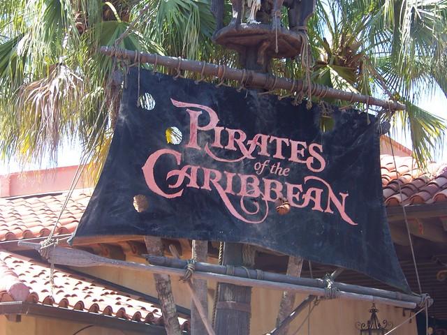 The Magic Kingdom - Pirates of the Caribbean