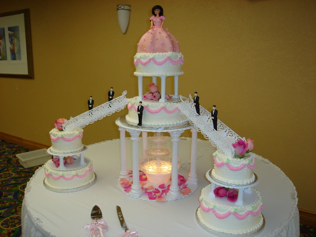 Terrific Quinceanera 15Th Birthday Cake Lise Ode Flickr Funny Birthday Cards Online Alyptdamsfinfo