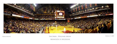 The Barn-Williams Arena