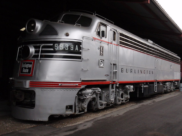 Chicago, Burlington & Quincy #9939A at Museum of Transportation - St. Louis, MO_P2180071