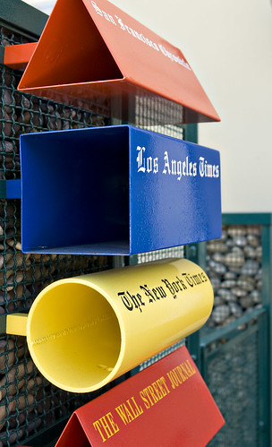 Missing newspapers | by Hitchster