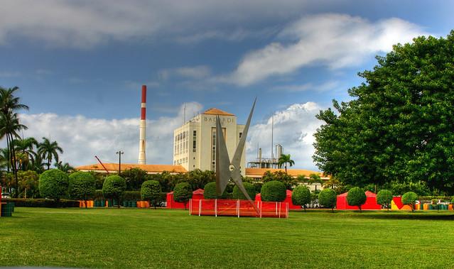 bacardi factory