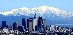 Los Angeles Skyline | by jondoeforty1