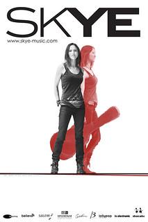 Affiche Skye 2009