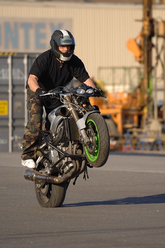 Stunt Motorad