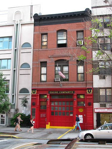 Engine Company No. 5 | by edenpictures