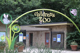 Children's Zoo Entrance | by Jim, the Photographer