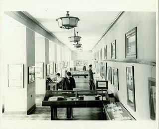 Flowers Collection Exhibit, 1939 | by Duke University Archives